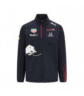 Veste Softshell Homme F1 Formula Team RedBull Racing Aston Martin Officiel