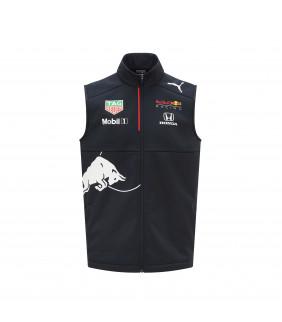 Veste Homme sans manche F1 Formula Team RedBull Racing Aston Martin Officiel