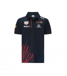 Polo Homme Aston Martin Racing Formula Team RedBull Officiel F1