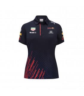 Polo Femme Aston Martin Racing Formula Team RedBull Officiel F1