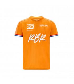 T-shirt Enfant Max Verstappen Aston Martin Racing Formula Team RB Officiel F1