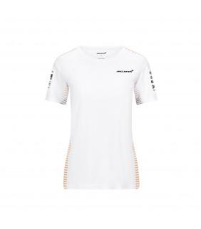 T-shirt Femme McLaren F1 Team Officiel Formule 1 Racing