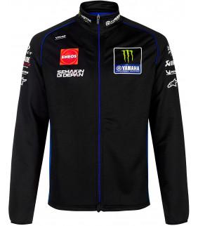 Sweat-shirt Homme Yamaha M1 Monster Energy Officiel MotoGP VR46
