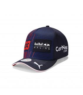 Casquette Curve Aston Martin Racing Max Verstappen Formula Team RedBull Officiel F1