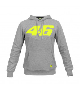 Sweat a Capuche Valentino Rossi MotoGP CORE VR46 Gros 46