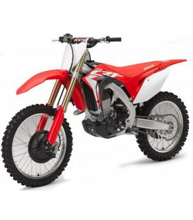 Moto Miniature Honda Hrc  450 CRF 1/6 ème NewRay Die-Cast