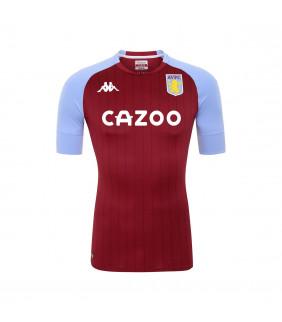 Maillot Domicile Aston Villa Fc Kombat Pro Officiel Football