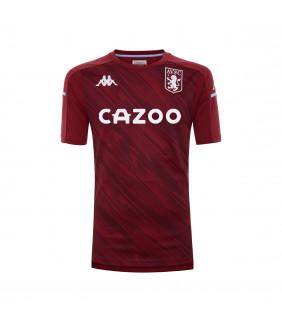 Maillot Aston Villa Fc Aboupres Pro 4 Officiel Football