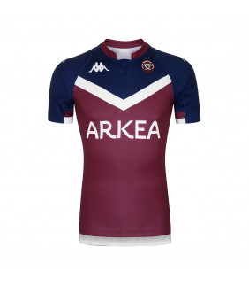 Maillot Rugby Kombat Home Ubb Officiel
