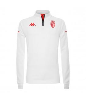 Sweatshirt As Monaco Ablas Pro 4 Officiel ASM Football