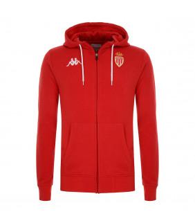 Sweatshirt As Monaco Aigrut Officiel ASM Football