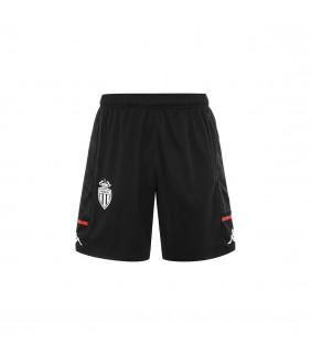 Short Enfant As Monaco Ahorazip Pro 4 Officiel ASM Football