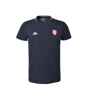 T-Shirt Homme Stade Français Paris Angelico Officiel Rugby