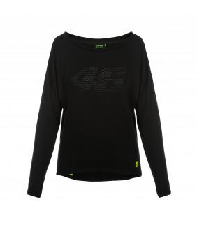 Sweat VR46 CORE Gros 46 Femme Valentino Rossi MotoGP