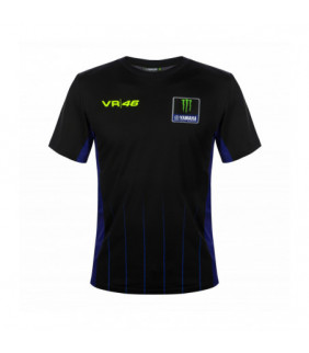 T-shirt VR46 M1 Yamaha Monster Energy Valentino Rossi MotoGP