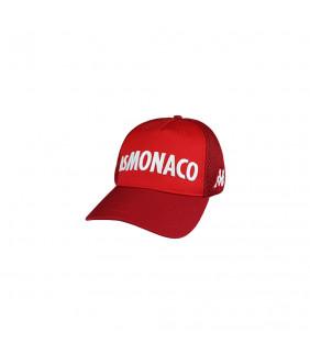 Casquette Kappa As Monaco Asety 3 Officiel Football