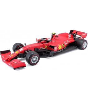 Voiture 1/18 Limited SF1000 AUSTRIAN GP Bburago Scuderia Ferrari Charles Leclerc 16 F1 Officiel Formule 1