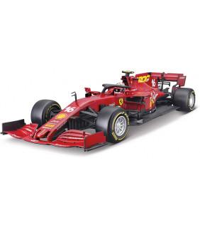 Voiture 1/18 Limited SF1000 TUSCANY GP Bburago Scuderia Ferrari Charles Leclerc 16 F1 Officiel Formule 1