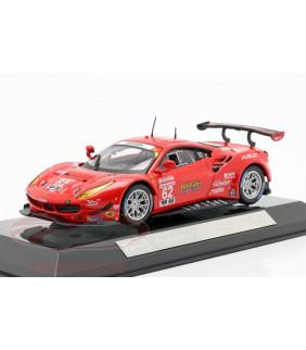 Voiture 1/43 FERRARI 488 CHALLENGE SIGNATURE RED Bburago Ferrari Officiel