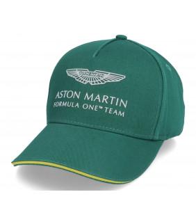 Casquette Enfant Aston Martin F1 Racing Team Officiel F1