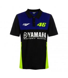 Polo YAMAHA M1 VR46 Valentino Rossi MotoGP