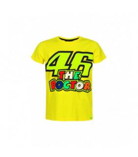 T-shirt enfant VR46 the doctor  Valentino Rossi MotoGP