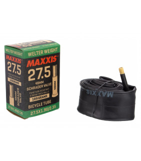 Chambre à air Maxxis Vélo FAT/PLUS 0.8mm - 27.5x2.5/3.0 - Schrader