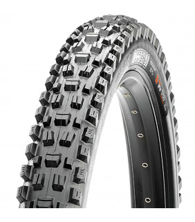 Pneu Maxxis Vélo ASSEGAI - 27.5x2.50 WT (Wide Trail) - tr. souple - Exo / Tubeless Ready