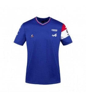 T-shirt Alpine Renault F1 Team Esteban Ocon 31 Racing Officiel F1