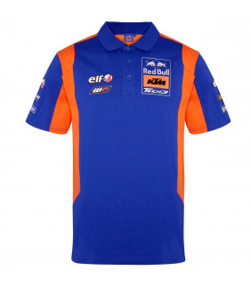 Polo TECH3 KTM Red Bull MotoGP Homme