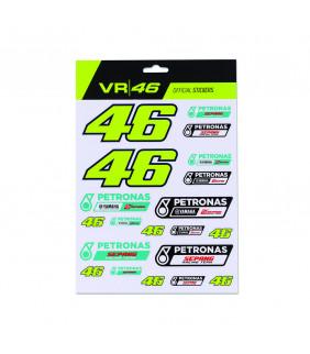 Set de Stickers VR46 Yamaha...