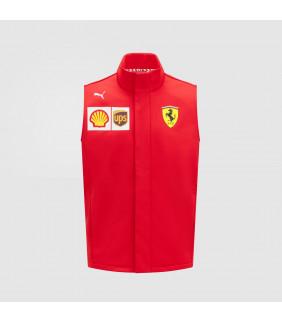 Veste sans manche Ferrari Scuderia Team Officiel F1 Officiel Formule 1