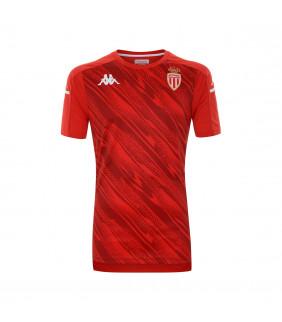 Maillot Homme Kappa Aboupres Pro 4 As Monaco Officiel Football