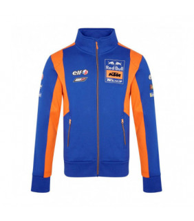 Sweat Track Top Homme Zippé  TECH3 KTM Red Bull MotoGP