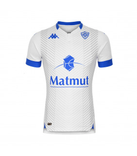 Maillot Homme Kappa Kombat Away Castres Olympique Officiel Rugby