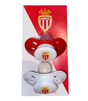 Sucette Kappa Enfant As Monaco Officiel Football