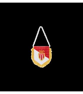 Petit Fanion Maillot Kappa As Monaco Officiel Football
