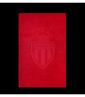 Serviette de plage Kappa As Monaco Officiel Football