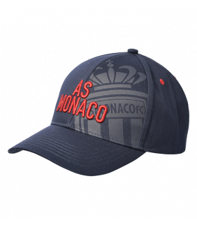 Casquette Logo Kappa As Monaco Officiel Football
