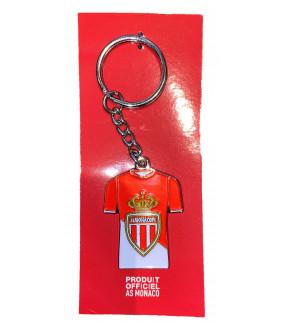 Porte-clé Maillot Kappa As Monaco Officiel Football