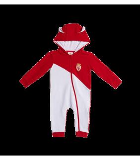 Pyjama Enfant Maillot Kappa As Monaco Officiel Football