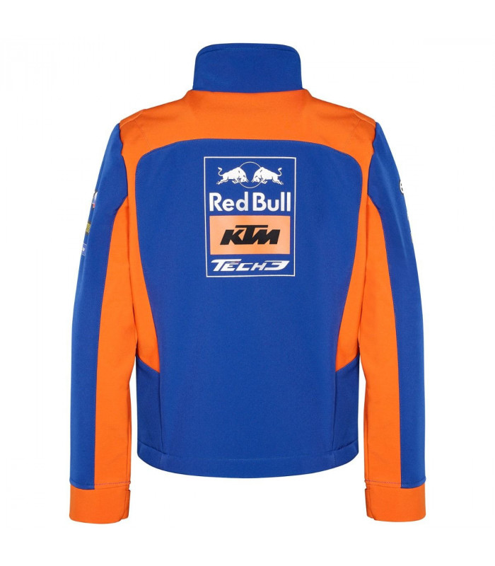 Veste Softshell Enfant TECH3 KTM Red Bull MotoGP