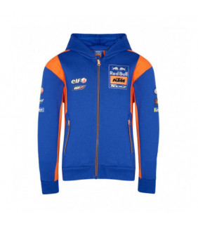 Sweat à Capuche Zippé Enfant TECH3 KTM Red Bull MotoGP