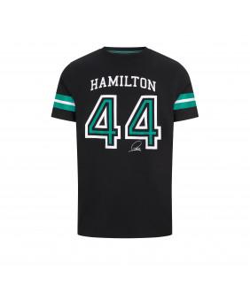T-Shirt Homme Lewis Hamilton Limited Mercedes AMG Petronas Motorsport  F1 Driver
