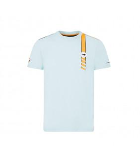 T-shirt McLaren F1 Team Edition Gulf Officiel Formule 1 Racing