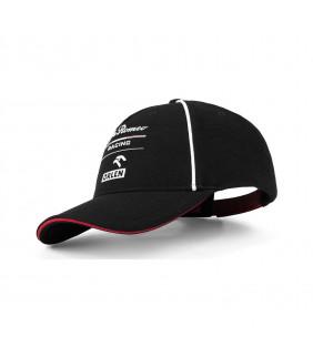 Casquette Curve Alfa Romeo Orlen Racing Brim Team Officiel Formule 1