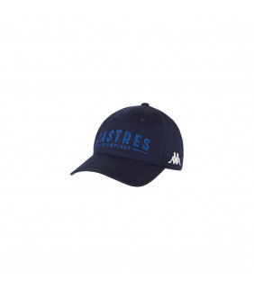 Casquette Kappa Castres Olympique Officiel Rugby