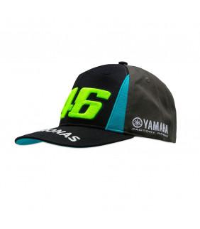 Casquette Yamaha Petronas SRT VR46 Valentino Rossi Officiel MotoGP