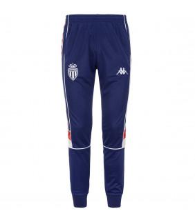 Pantalon de Jogging Kappa BANDA MEMS AS Monaco Officiel Football