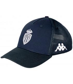 Casquette Kappa ASETYO AS Monaco Officiel Football